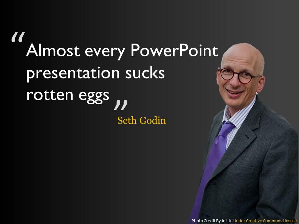 Menggunakan Kutipan Dalam Slide Presentasi Powerpoint Untuk Memperkuat Ide atau Gagasan yang Anda Sampaikan
