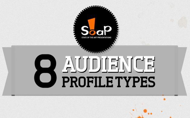 8 Tipe Audiens dalam presentasi