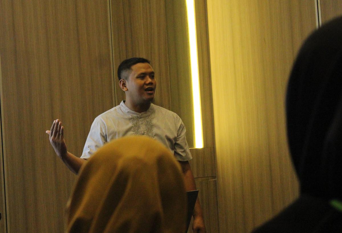 In House Training Presentasi