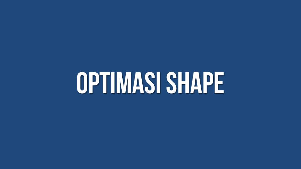 6 Cara Optimasi Shape Untuk Membuat Slide Presentasi Anda Berikutnya Menarik Dan Tampil Beda