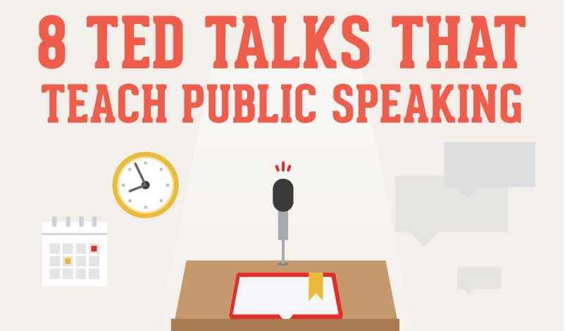 Belajar Public Speaking Dari 8 Pembicara Hebat Di TED.com