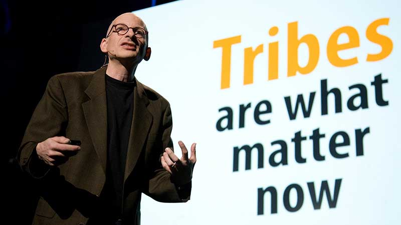 Cara Membangun Tribes – Review Video Presentasi The tribes we lead by Seth Godin