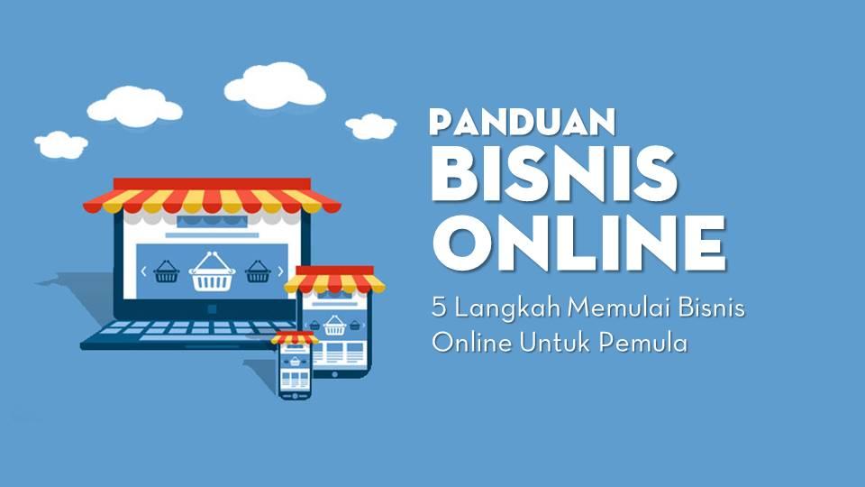 Download Gratis Slide Presentasi Menarik Tentang Panduan Bisnis Online Untuk Pemula