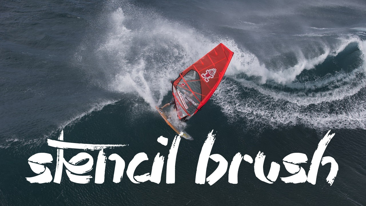 stencil-brush