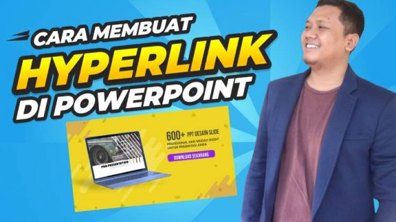 Cara Membuat Hyperlink dan Action Button Di Powerpoint