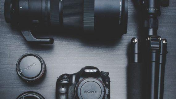 5 Peralatan Untuk Membuat Video