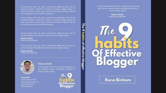 Cara Membuat Cover Buku Sendiri Yang Menarik Seperti Cover Buku Best Seller Dengan Powerpoint