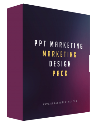 ppt marketing design pack cover