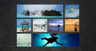 Cara Membuat Layout Foto Powerblock Pada Slide Untuk Menciptakan Tampilan Visual Foto Yang Tambil Beda.