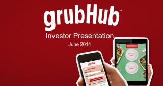 7 Tips Desain Powerpoint Dari Presentasi Investor GrubHub